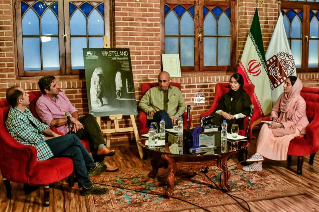 نشست نقد و بررسی«دشت خاموش» در موزه سینمای ایران