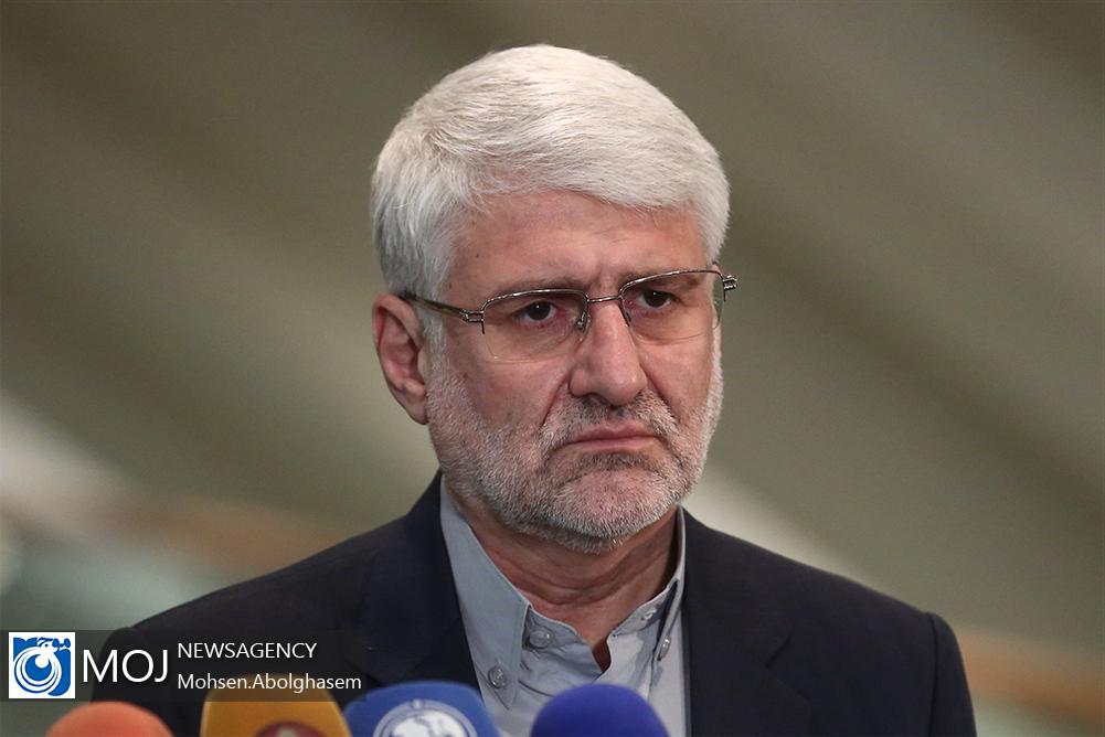 محمد حسین فرهنگی سخنگوی هیات رییسه مجلس