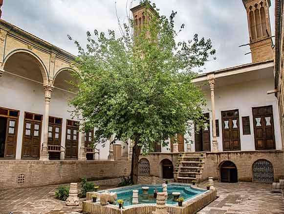 خانه تاریخی زند در قم