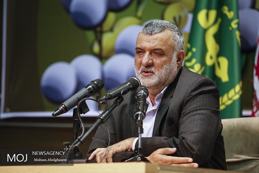 گردهمایی سراسری کشت های پائیزه محمود حجتی وزیر جهاد کشاورزی