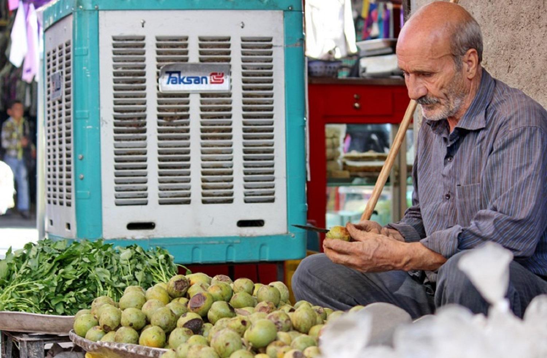بازار روز خرم آباد