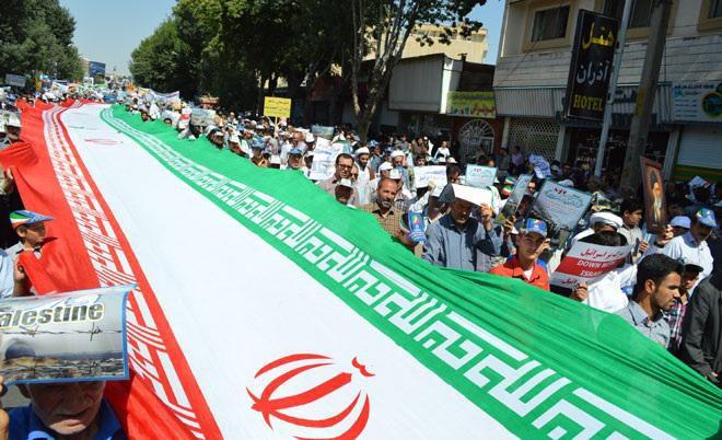 راهپیمایی 22 بهمن مازندران