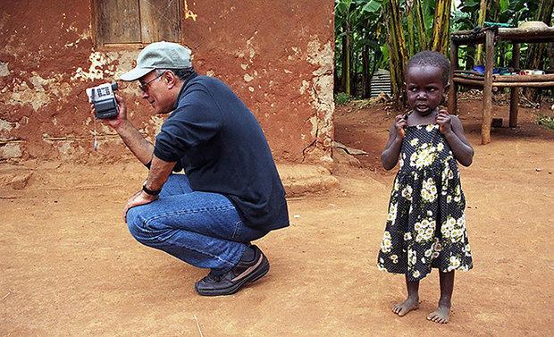 نمایشگاه عکسهای زندهیاد کیارستمی