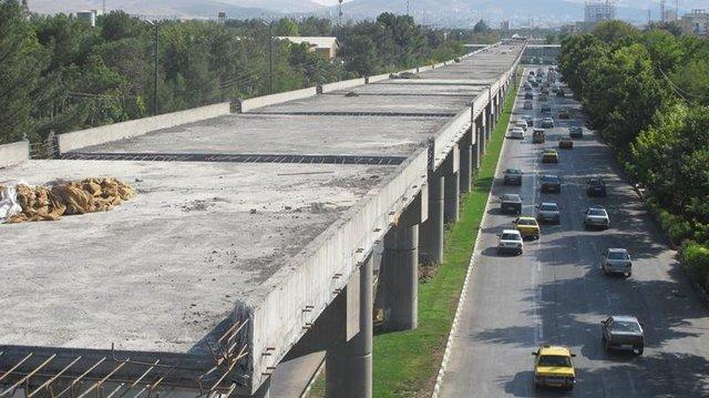 پروژه قطار شهری کرمانشاه