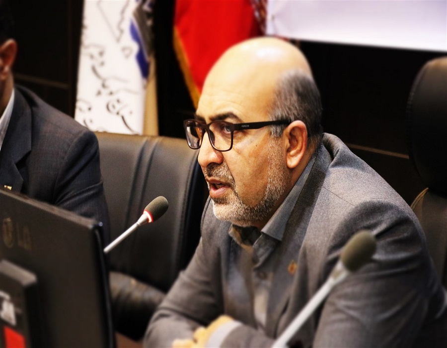 رونمایی از پنل استانی سامانه کشوری کسب و کار به کسب و کار(سککوک) در استان فارس  1