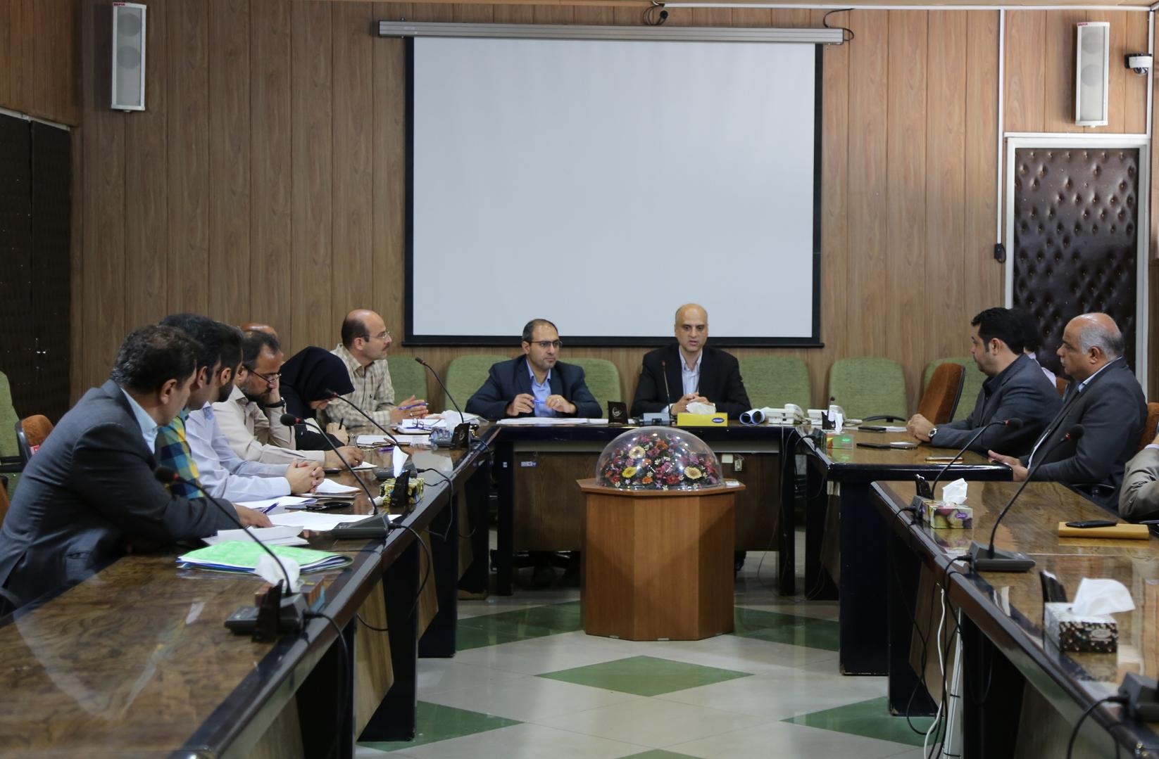 معاون مهندسی شرکت ابفا اصفهان