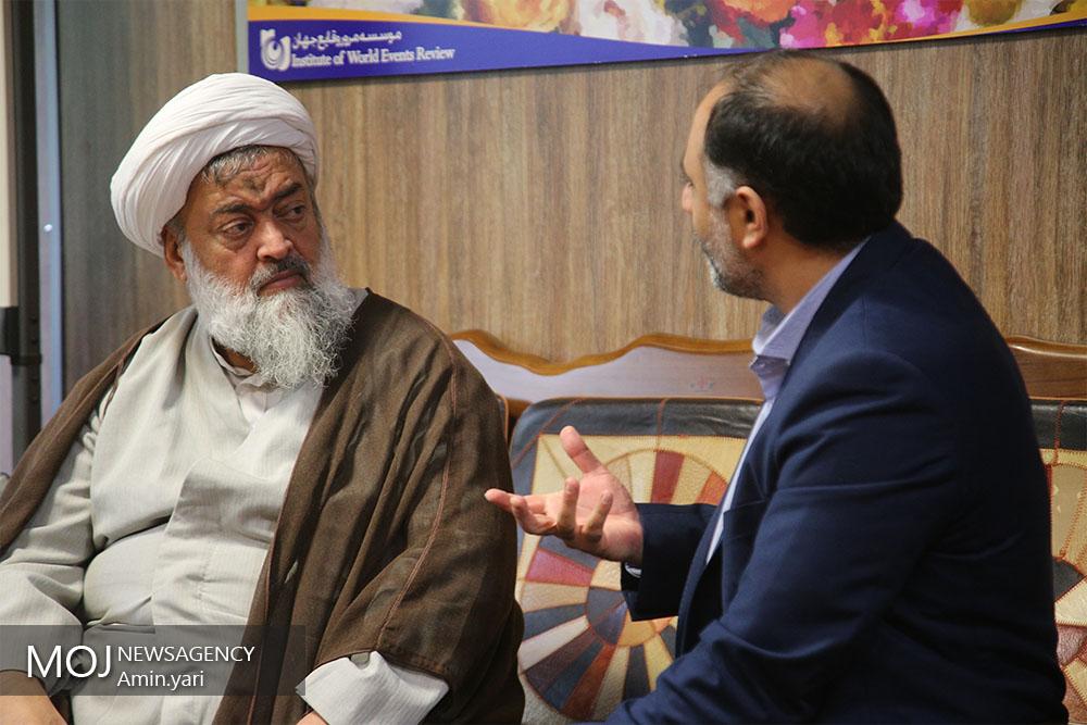حجت الاسلام مرتضی ادیب یزدی