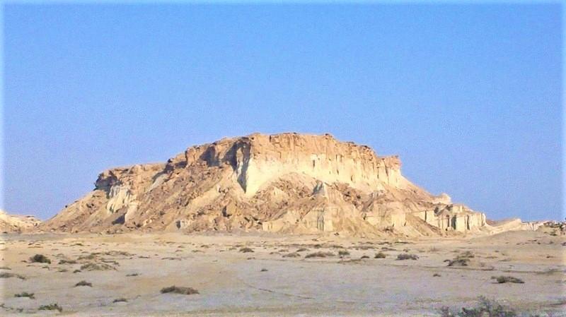 قلعه لشتان در بندر لنگه