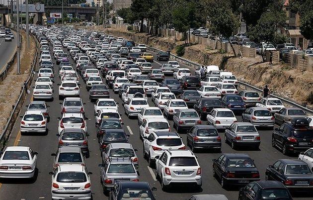 محدودیت های ترافیکی