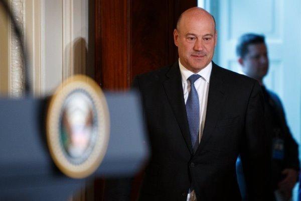 استعفا گری کوهن مشاور ارشد اقتصادی ترامپ