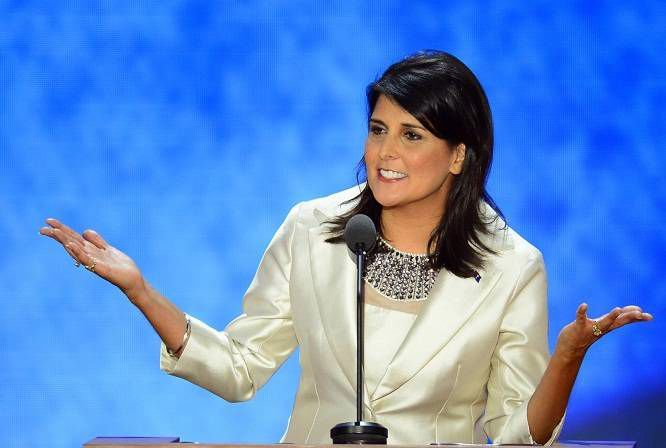 اظهارات تند نیکی هیلی در مورد سازمان ملل