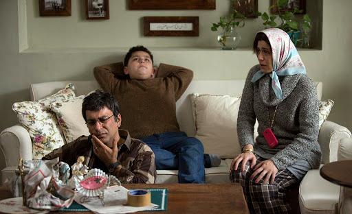 حمیدرضا آذرنگ در فیلم سینمایی آبجی