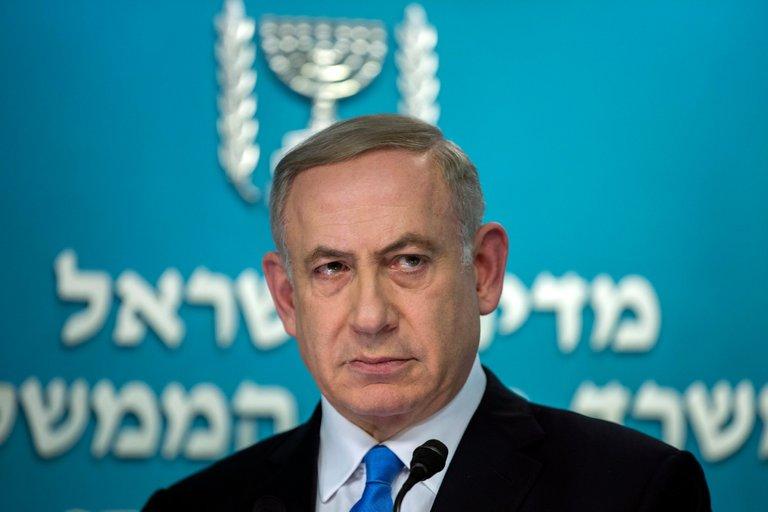 مواضع ضد ایرانی بنیامین نتانیاهو