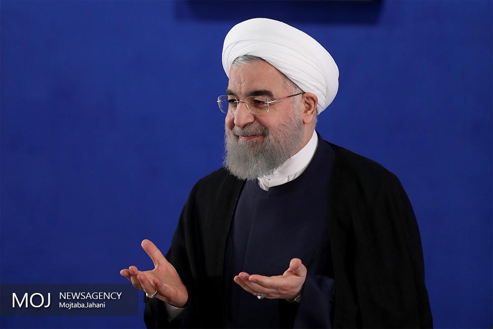 سفر روحانی به کرمان 12 بهمن