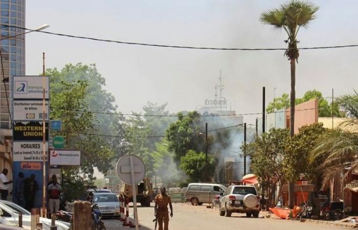 القاعده مسئولیت حملات بورکینافاسو را بر عهده گرفت