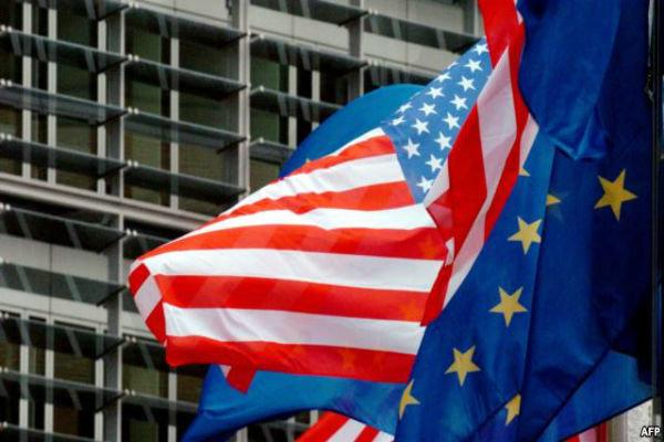 اظهارات عضو پارلمان آلمان از جنگ تجاری آمریکا و اروپا