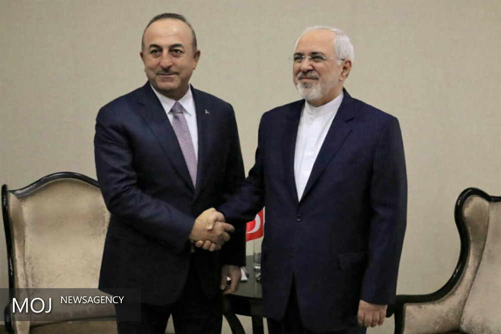 نشست وزیران خارجه ایران، ترکیه و آذربایجان