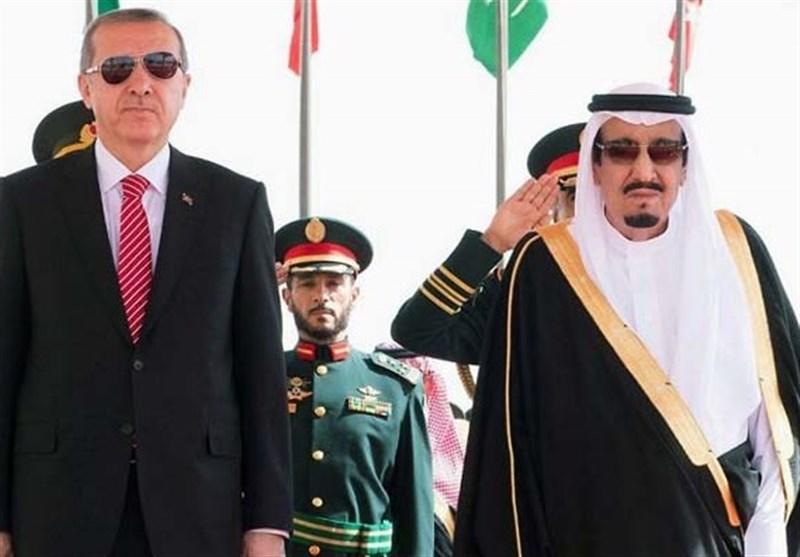 اختلافات تاکتیکی عربستان و ترکیه در سوریه