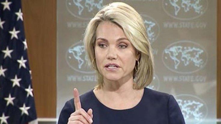 اظهارات هدر ناوئرت در مورد سوریه