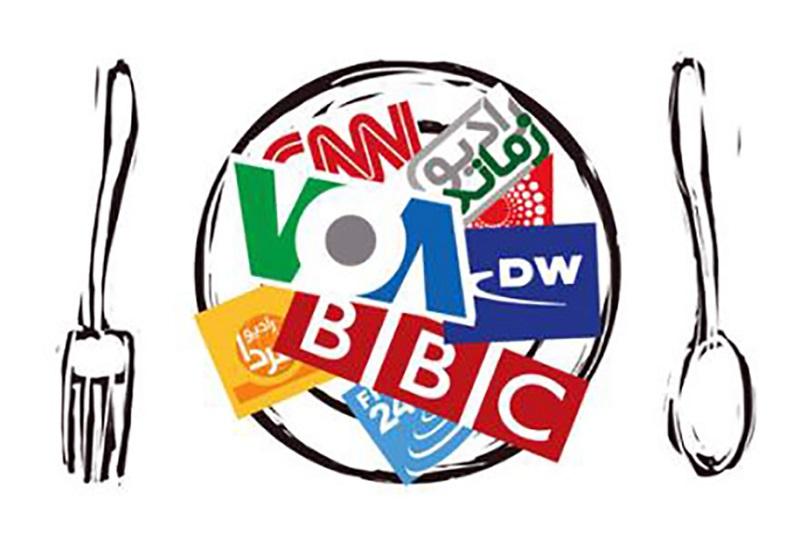 رسانه های بیگانه