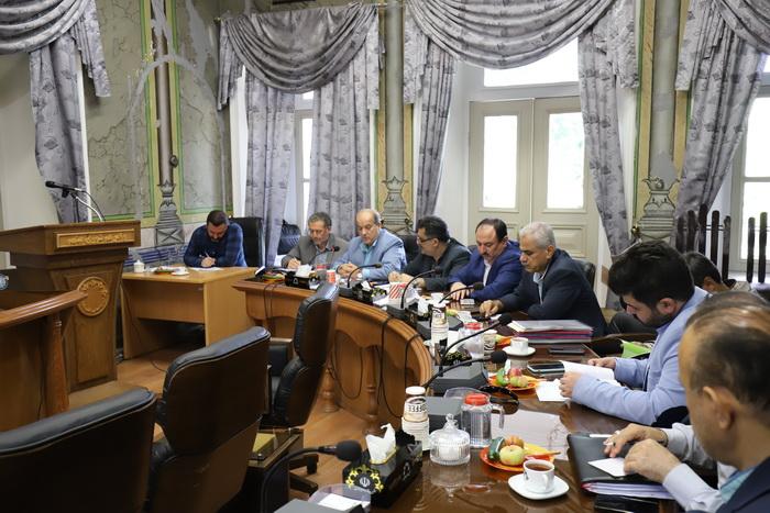 کمیسیون+ حمل ونقل شورای رشت