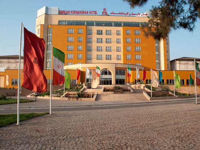 هتلهای کرمانشاه