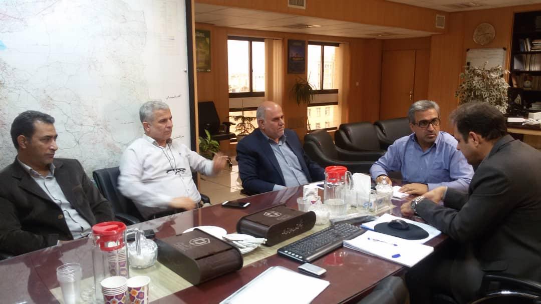 مهندس عطاالله زمانی نشست هماهنگی مسئولین بازرسی سازمان بازرسی فارس