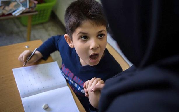 اوتیسم در کرمانشاه