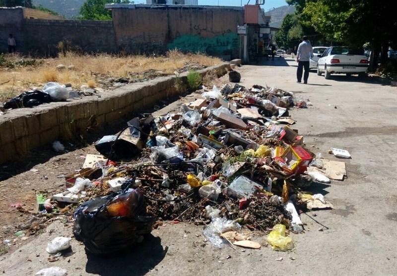 تولیذ زباله