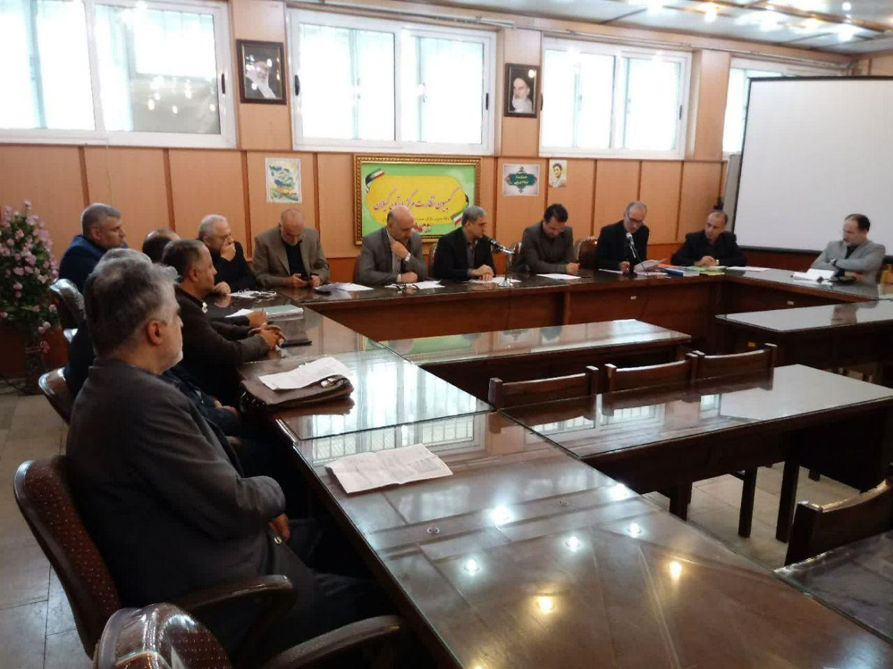 رئیس کمیسیون +نظارت مرکز استان گیلان