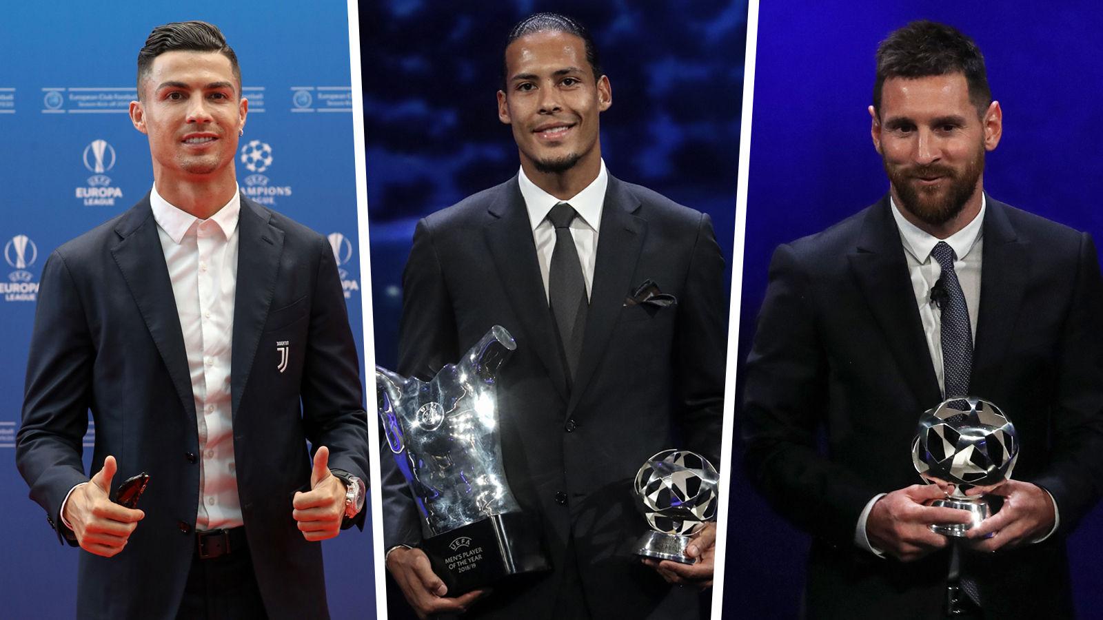 فینالیست های توپ طلا 2019