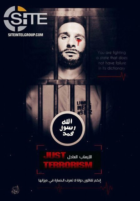 داعش...