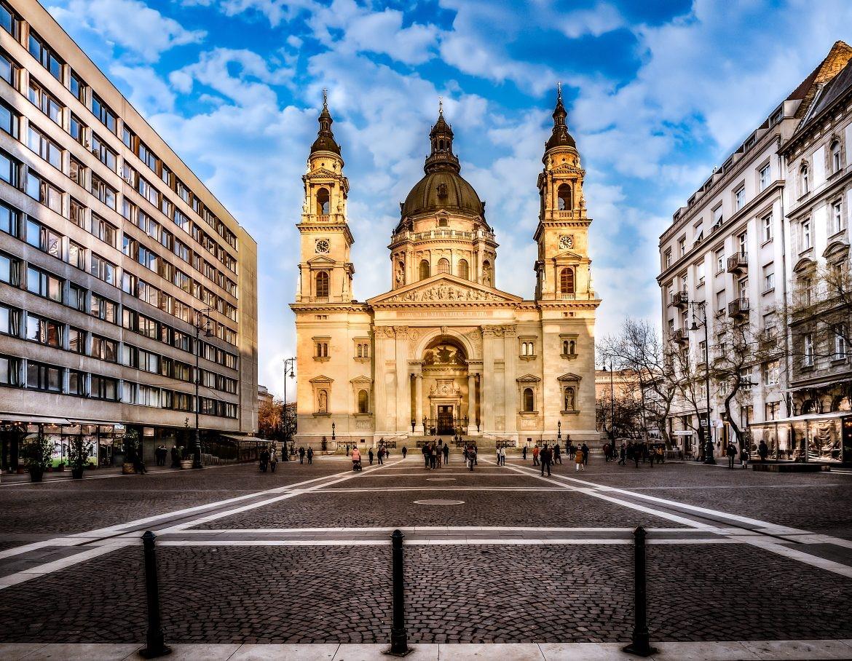 سنت استفان در بوداپست، مجارستان
