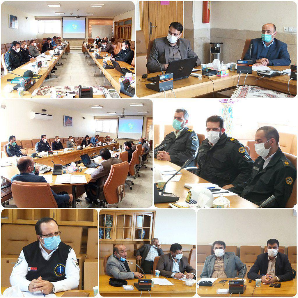 شورای ترافیک اردستان