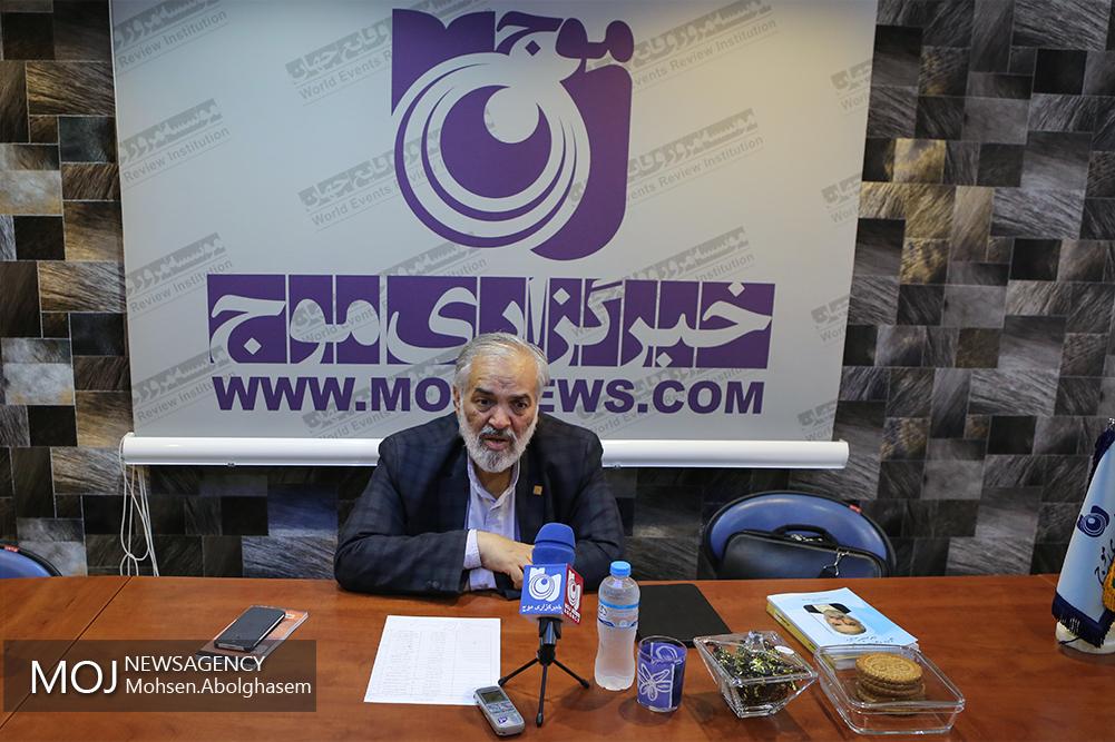 محمدحسن قدیری ابیانه کارشناس سیاست خارجی