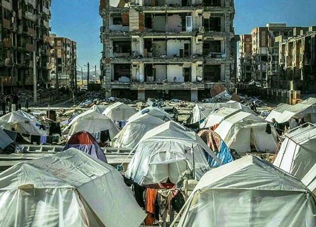 زلزلهزدگان مستأجر شهری