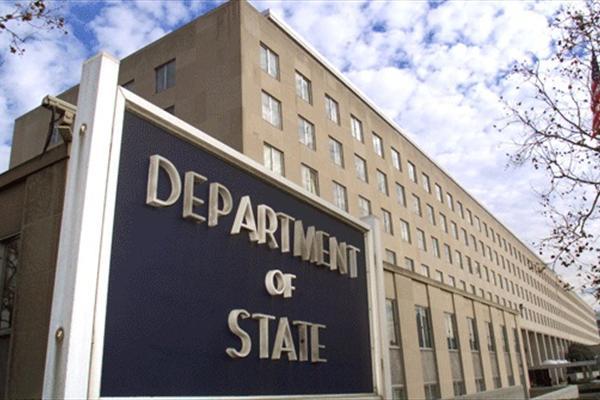 درخواست وزارت خارجه آمریکا برای نشست فوق العاده اردن