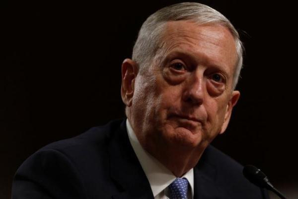 اظهارات جیمز ماتیس در مورد تمایل طالبان برای مذاکره