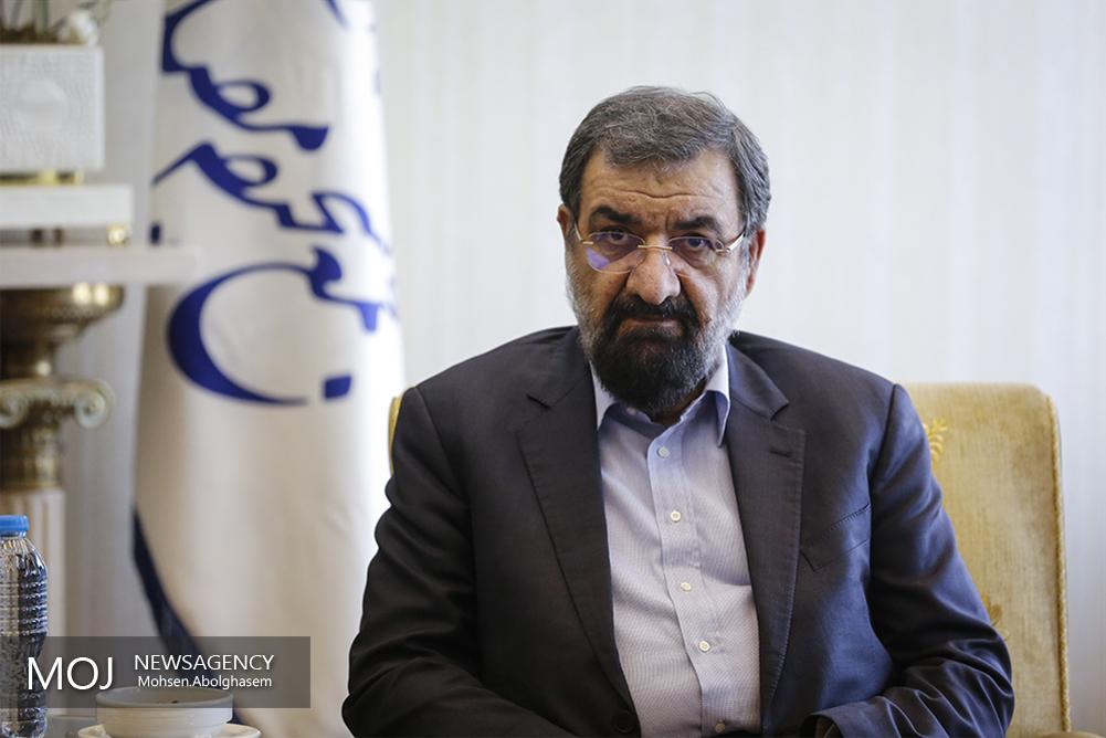 محسن رضایی دبیر مجمع تشخیص مصلحت