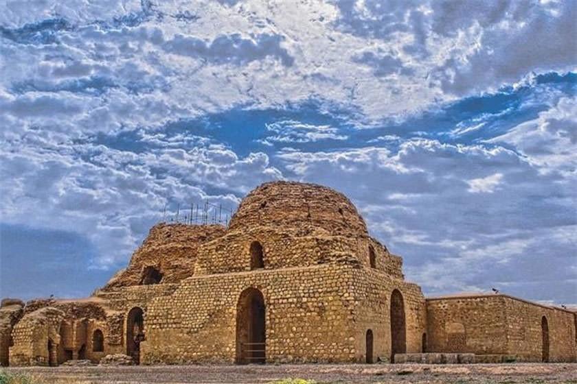 شاهکارهای ثبتجهانی شده ساسانیان