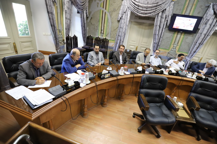 کمیسیون- حمل و نقل