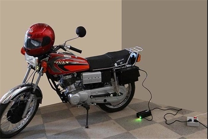 موتورسیکلت برقی