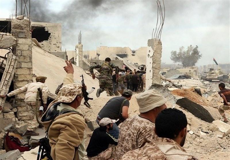 ارتش لیبی بنغازی