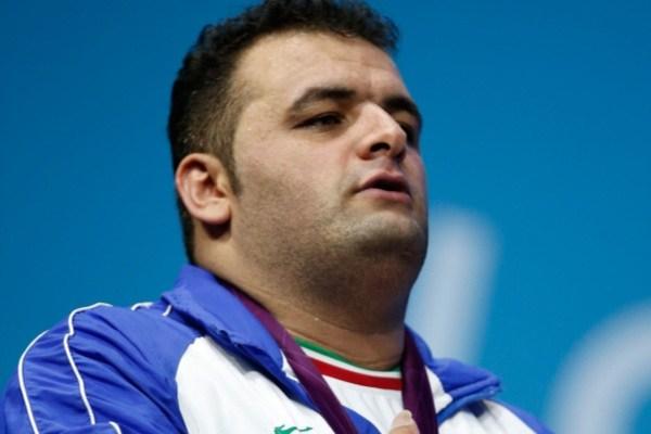 سرانوشیروانی مربی اسبق تیم ملی وزنه برداری