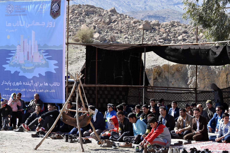 روز تالاب ها در پلدختر