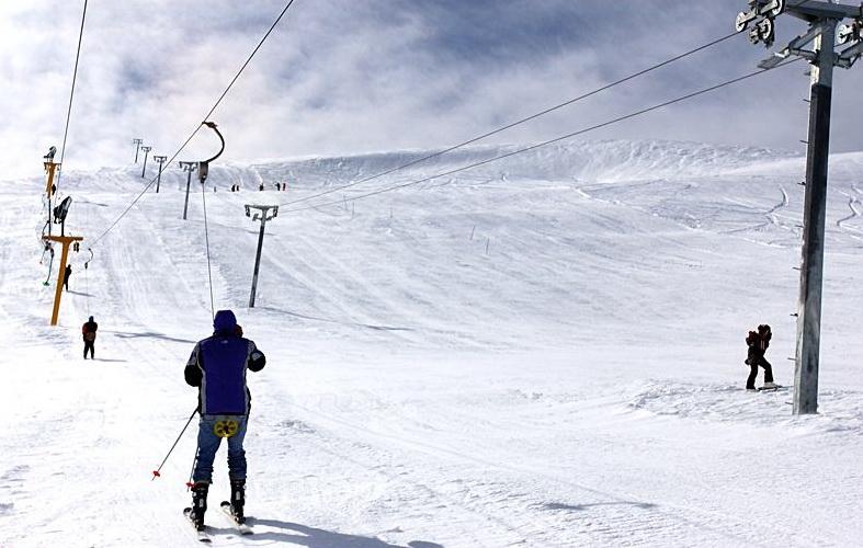 اعزام 5 اسکی باز معلول