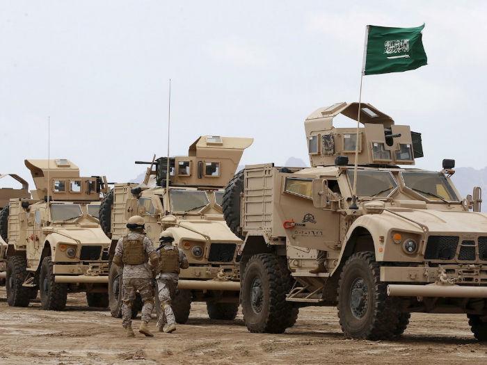 اصلاحات ارتش عربستان توسط محمد بن سلمان