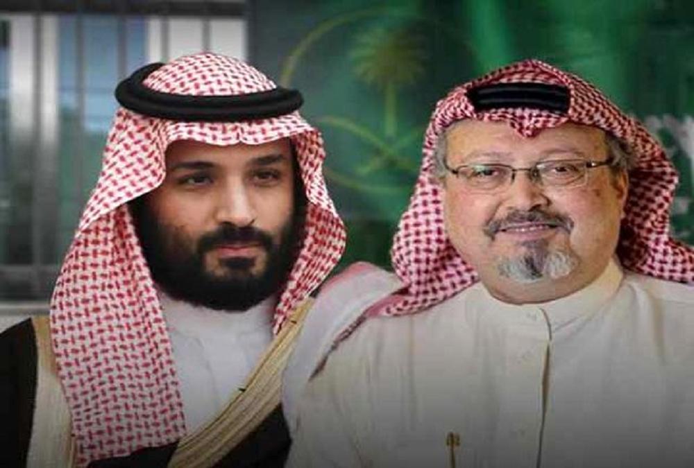 محمد بن سلمان و جمال خاشقچی