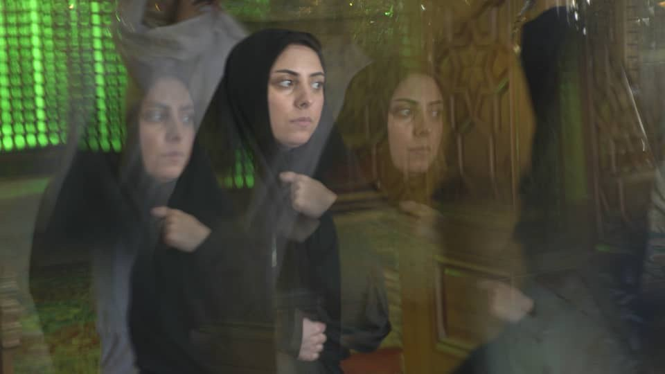 اعظم عرفانی در فیلم مستند سینمایی مهین