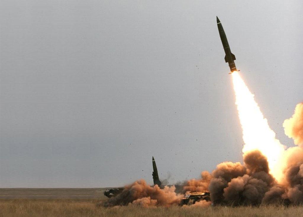 موشک بالستیک انصار الله یمن